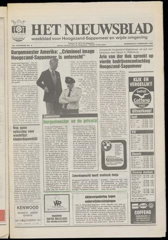 Het Nieuwsblad nl 1989-02-09