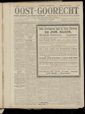 (Volksblad) Oost-Goorecht en Omstreken nl 1922-08-12