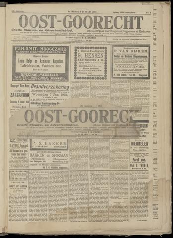 (Volksblad) Oost-Goorecht en Omstreken nl 1924-01-03