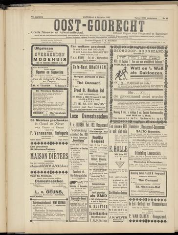 (Volksblad) Oost-Goorecht en Omstreken nl 1937-12-04