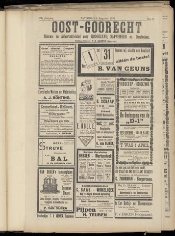 (Volksblad) Oost-Goorecht en Omstreken nl 1938-08-06