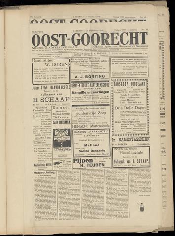 (Volksblad) Oost-Goorecht en Omstreken nl 1940-09-21