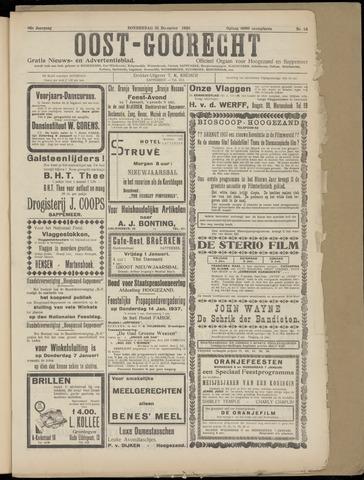 (Volksblad) Oost-Goorecht en Omstreken nl 1936-12-31