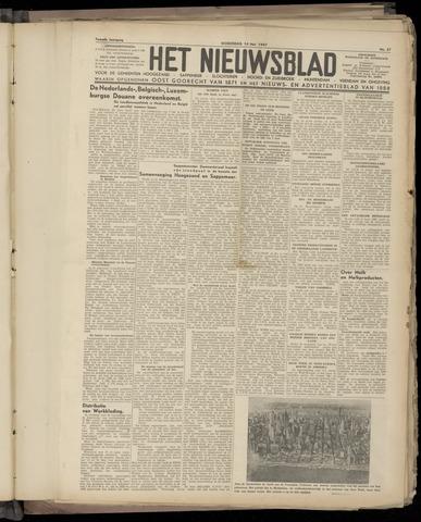Het Nieuwsblad nl 1947-05-14