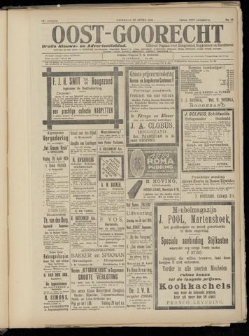 (Volksblad) Oost-Goorecht en Omstreken nl 1924-04-19