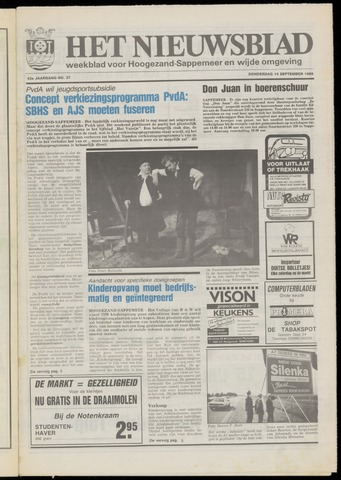 Het Nieuwsblad nl 1989-09-14
