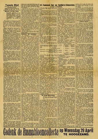 Nieuws- en Advertentieblad, Sappemeer nl 1936-04-25