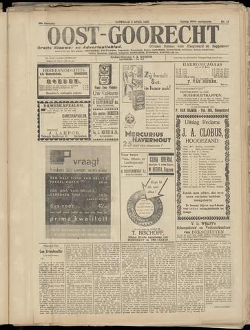 (Volksblad) Oost-Goorecht en Omstreken nl 1932-04-02