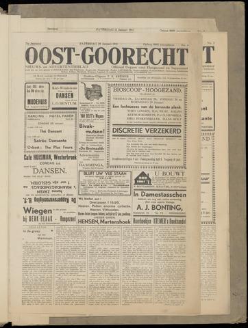 (Volksblad) Oost-Goorecht en Omstreken nl 1941-01-25