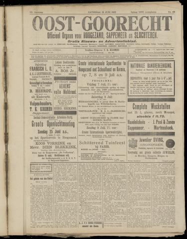 (Volksblad) Oost-Goorecht en Omstreken nl 1922-06-24