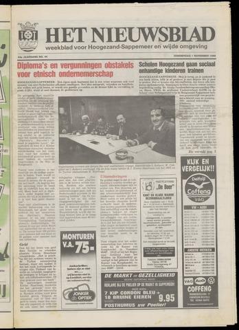 Het Nieuwsblad nl 1990-11-01