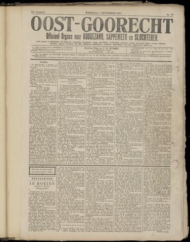 (Volksblad) Oost-Goorecht en Omstreken nl 1921-09-07