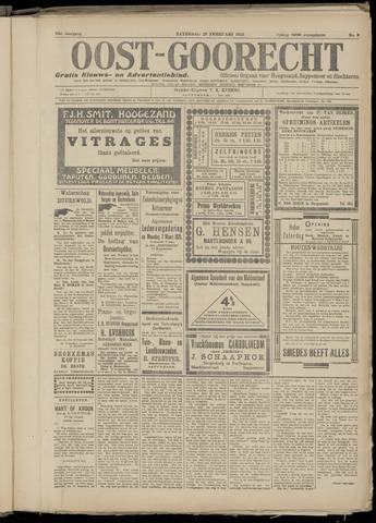 (Volksblad) Oost-Goorecht en Omstreken nl 1925-02-28