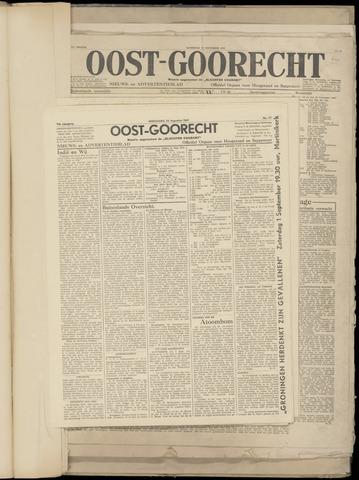 (Volksblad) Oost-Goorecht en Omstreken nl 1945-08-29