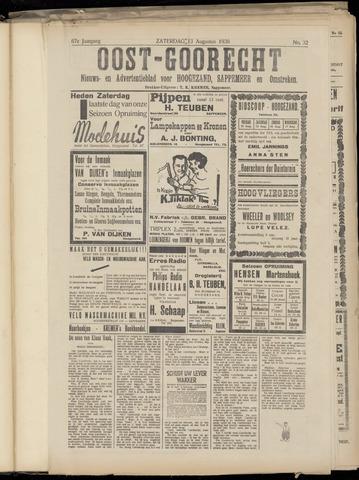 (Volksblad) Oost-Goorecht en Omstreken nl 1938-08-13