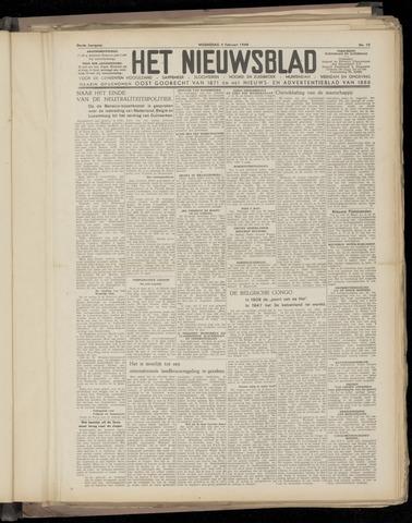 Het Nieuwsblad nl 1948-02-04