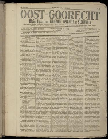 (Volksblad) Oost-Goorecht en Omstreken nl 1921