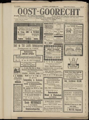 (Volksblad) Oost-Goorecht en Omstreken nl 1926-09-04