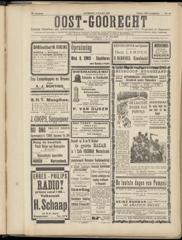 (Volksblad) Oost-Goorecht en Omstreken nl 1937-10-09
