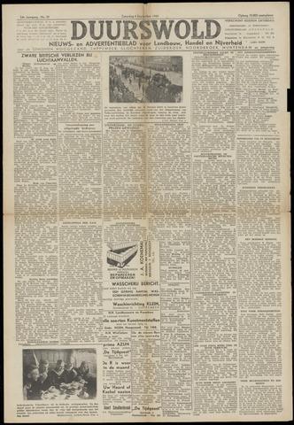 Nieuws- en Advertentieblad, Duurswold nl 1943-09-04