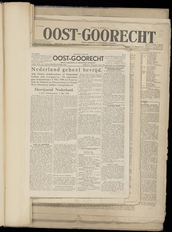 (Volksblad) Oost-Goorecht en Omstreken nl 1945-05-05