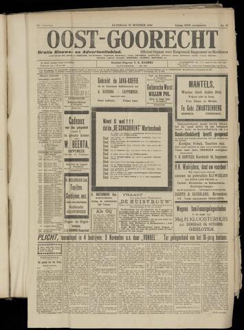 (Volksblad) Oost-Goorecht en Omstreken nl 1922-10-21