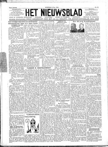 Het Nieuwsblad nl 1946-12-04