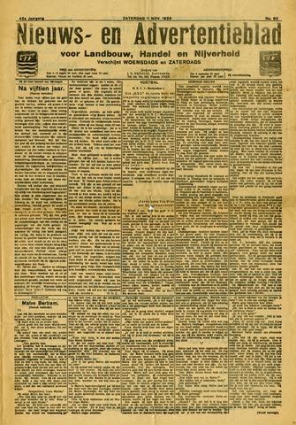 Nieuws- en Advertentieblad, Sappemeer nl 1933-11-11