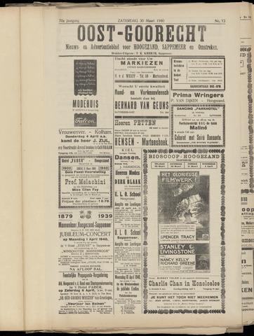 (Volksblad) Oost-Goorecht en Omstreken nl 1940-03-30