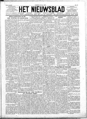 Het Nieuwsblad nl 1946-11-23
