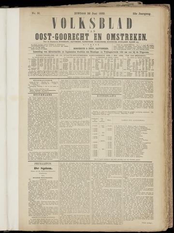 (Volksblad) Oost-Goorecht en Omstreken nl 1892-06-26