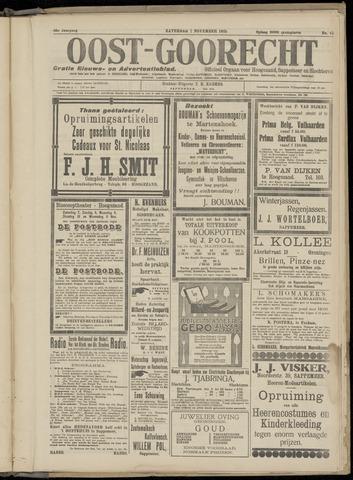 (Volksblad) Oost-Goorecht en Omstreken nl 1925-11-07