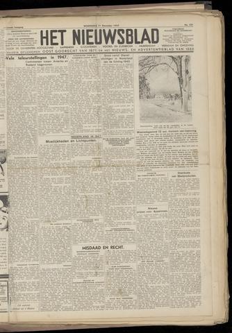 Het Nieuwsblad nl 1947-12-31