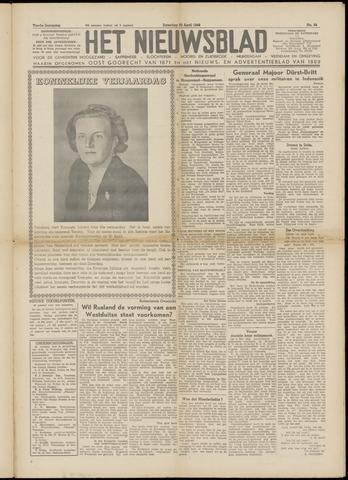 Het Nieuwsblad nl 1949-04-30