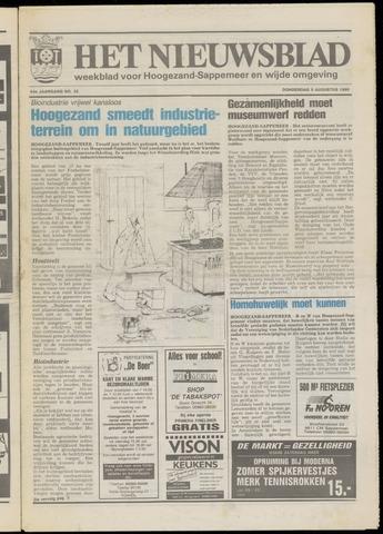 Het Nieuwsblad nl 1990-08-09