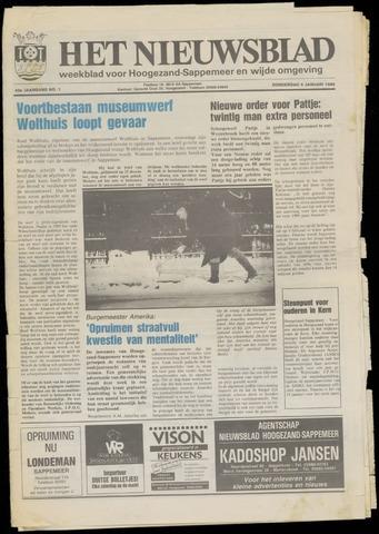 Het Nieuwsblad nl 1989-01-05