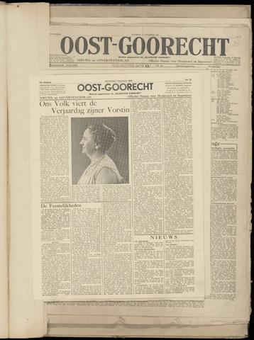 (Volksblad) Oost-Goorecht en Omstreken nl 1945-09-01