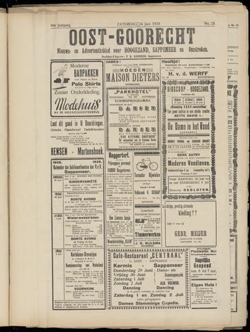 (Volksblad) Oost-Goorecht en Omstreken nl 1939-06-24