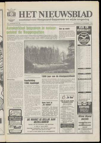 Het Nieuwsblad nl 1989-11-30