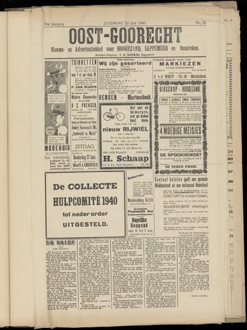(Volksblad) Oost-Goorecht en Omstreken nl 1940-06-22
