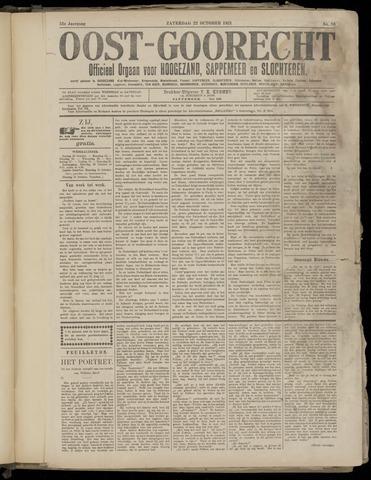 (Volksblad) Oost-Goorecht en Omstreken nl 1921-10-22