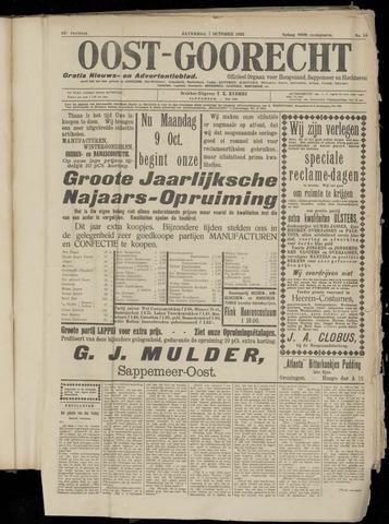 (Volksblad) Oost-Goorecht en Omstreken nl 1922-10-07