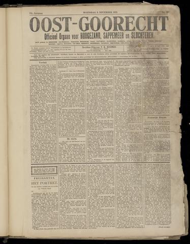 (Volksblad) Oost-Goorecht en Omstreken nl 1921-11-09