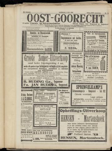 (Volksblad) Oost-Goorecht en Omstreken nl 1932-07-02