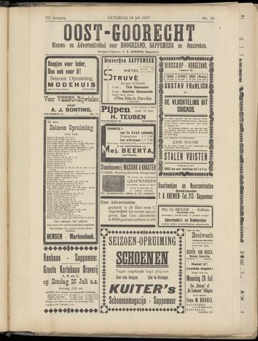 (Volksblad) Oost-Goorecht en Omstreken nl 1937-07-24