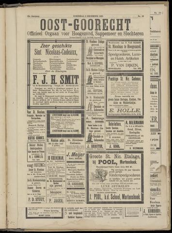 (Volksblad) Oost-Goorecht en Omstreken nl 1925-12-02