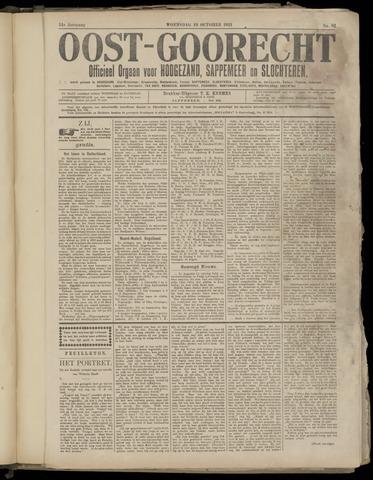 (Volksblad) Oost-Goorecht en Omstreken nl 1921-10-19