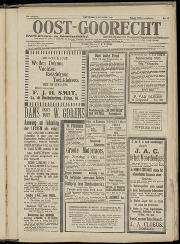 (Volksblad) Oost-Goorecht en Omstreken nl 1925-10-03