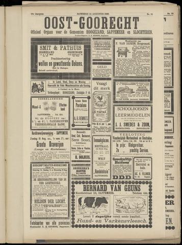 (Volksblad) Oost-Goorecht en Omstreken nl 1926-08-14