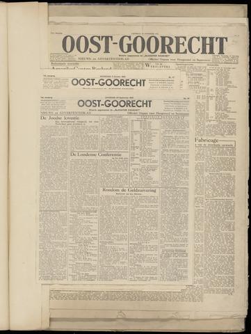 (Volksblad) Oost-Goorecht en Omstreken nl 1945-09-29
